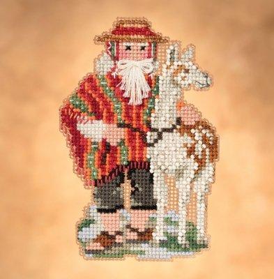 Mill Hill - Andes South American Santas