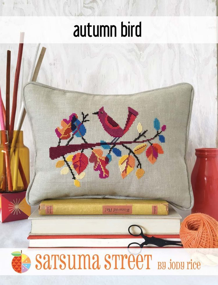 Satsuma - Autumn Bird