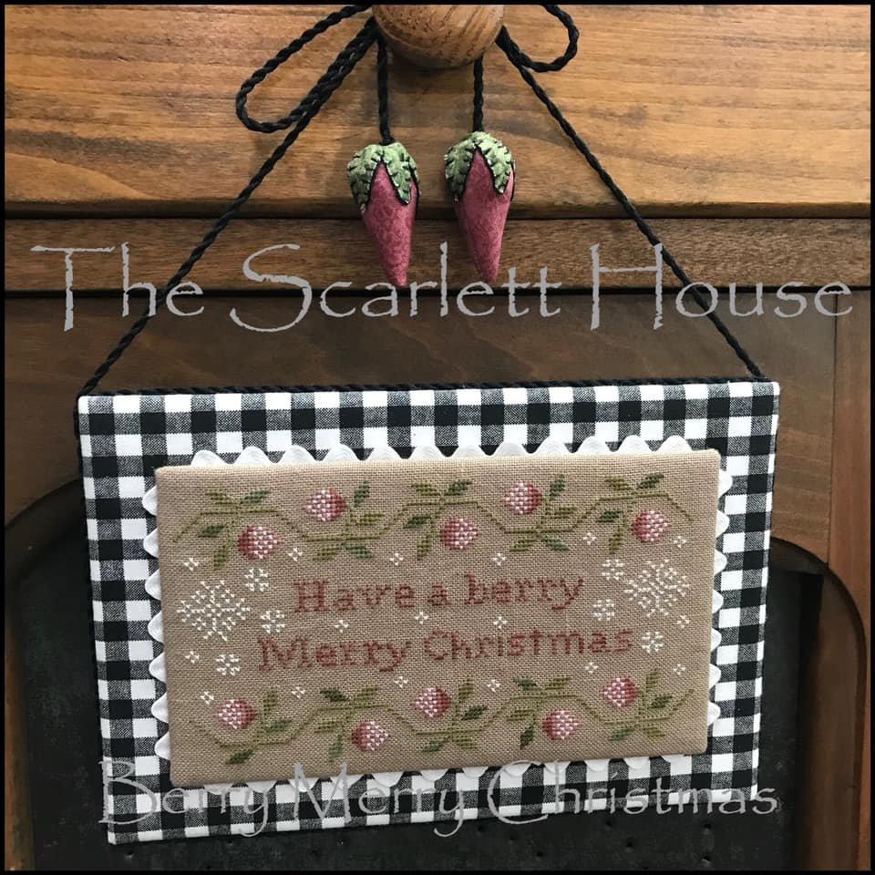 Scarlett House - Berry Merry Christmas