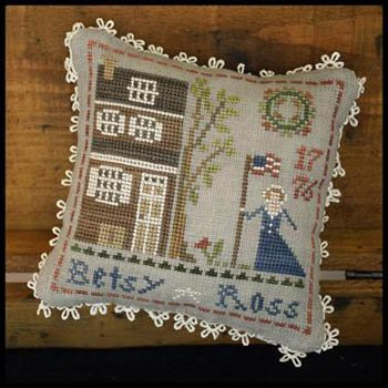 Little House - Betsy Ross Early Americans