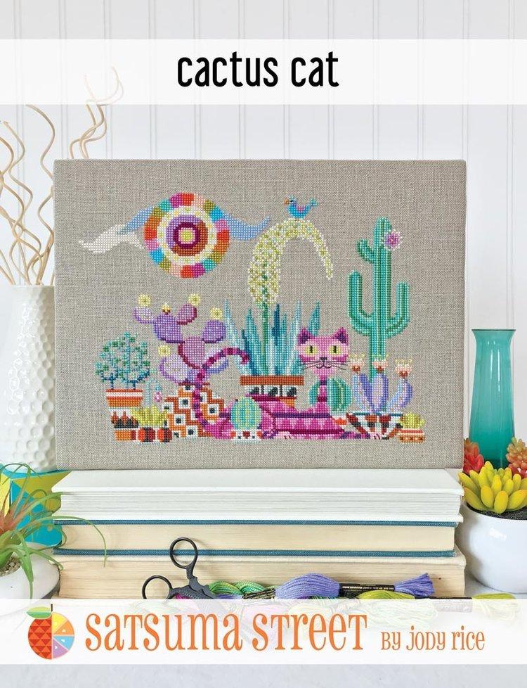Satsuma - Cactus Cat