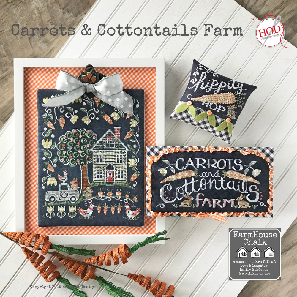 HandsOn - Carrots and Cottontails (Chalk on the Farm) -