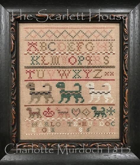 Scarlett House - Charlotte Murdoch 1815