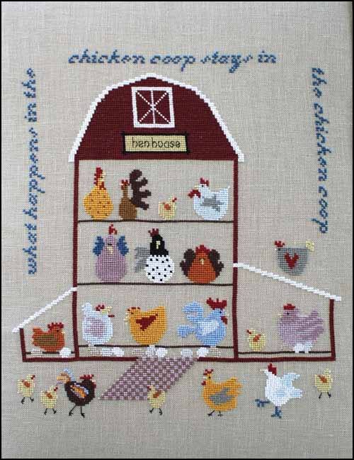 Thistles - Chicken Coop