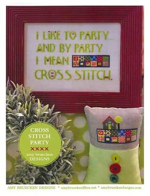 Amy Bruecken - Cross Stitch Party