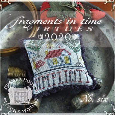 Summer House - Simplicity 2020 Fragments in Time Virtues