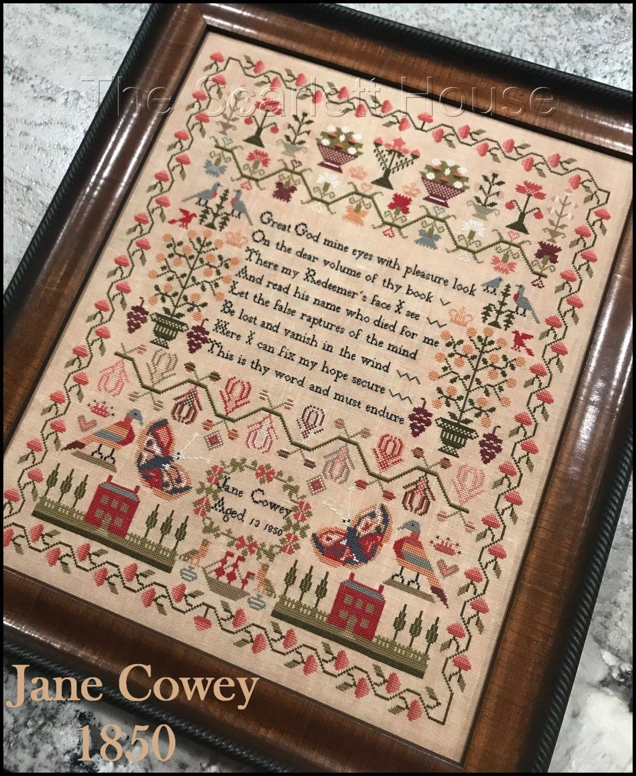Scarlett House - Jane Cowey 1850