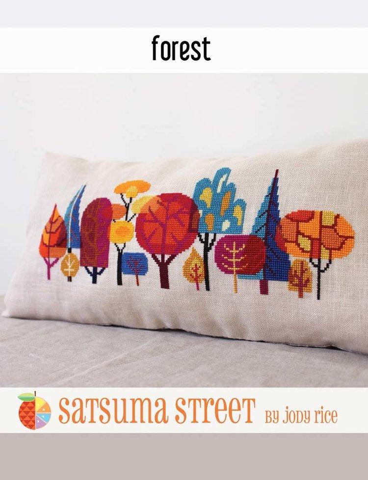Satsuma Street - Forest