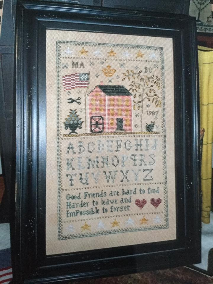 Chessie & Me - Friends of the Mill Sampler