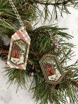 Shepherd's Bush - Merry House Tag Kit