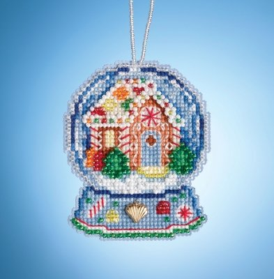 Mill Hill - Gingerbread House Globe