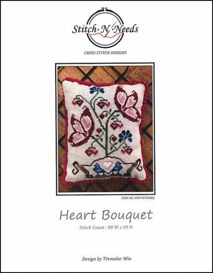 Stitch N Needs - Heart Bouquet