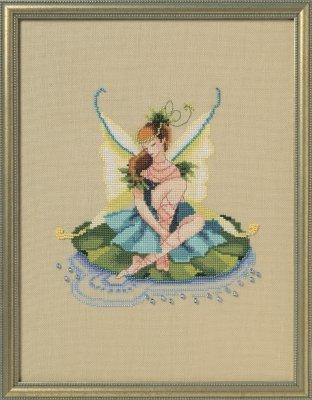 Mirabiila - Lily Pad Sprite Pond Pixies