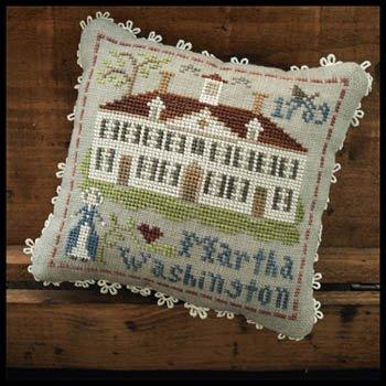 Little House - Martha Washington Early Americans