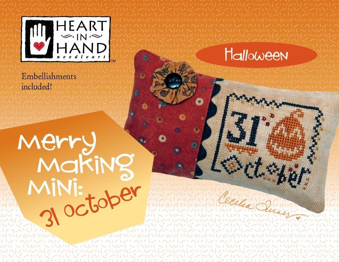 Heart in Hand - 31 October