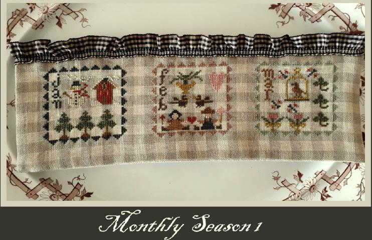 Niky - Monthly Season 1