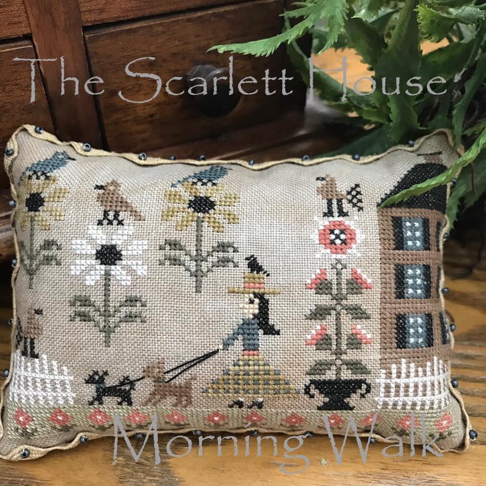 Scarlett House - Morning Walk
