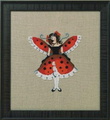Mirabilia - Miss Ladybug