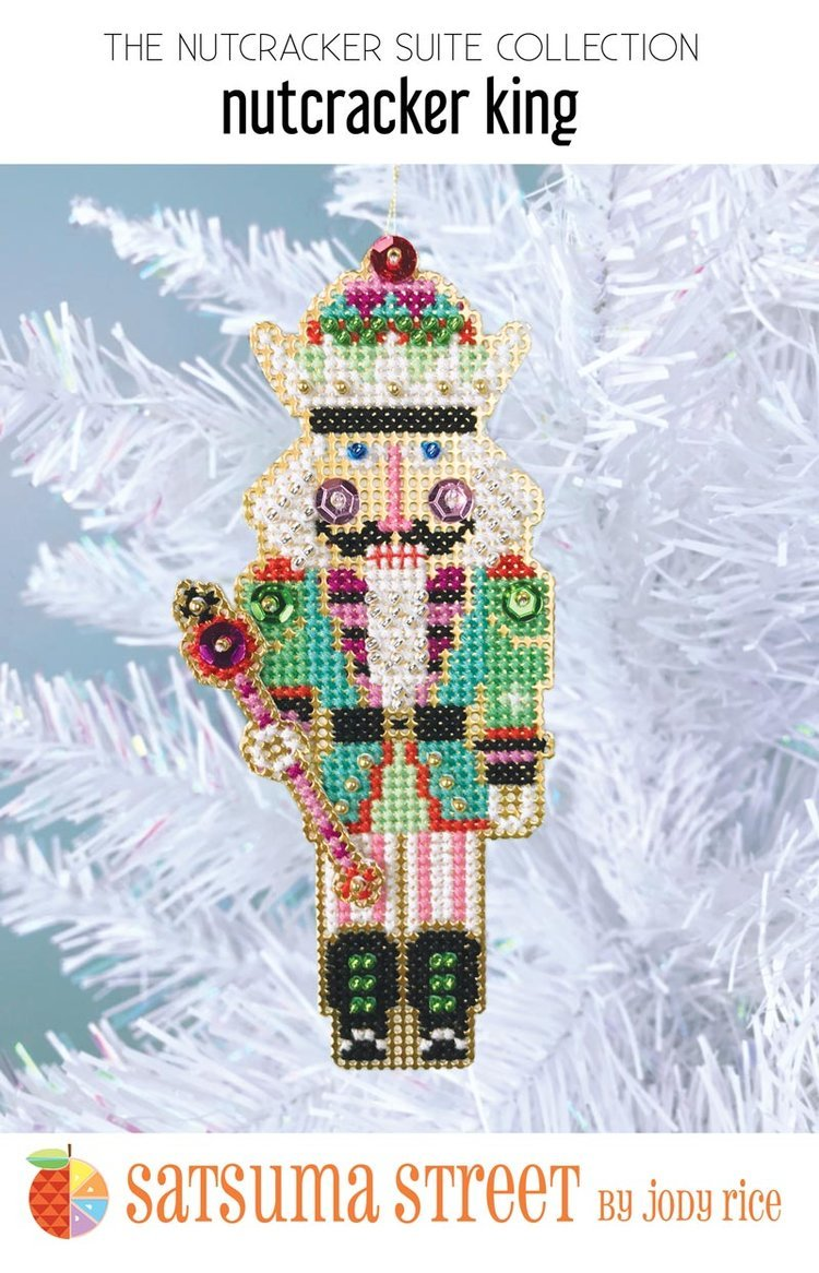 Satsuma - Nutcracker King ornament kit