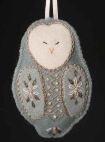 Carried Away - Owl
