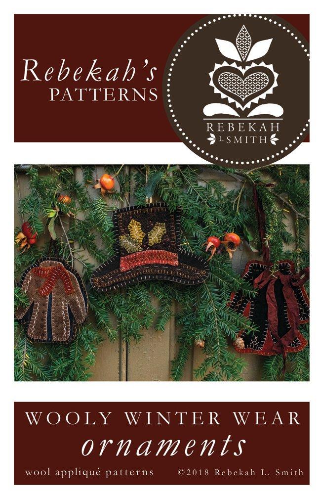 Rebekah - Winter Wear Ornaments