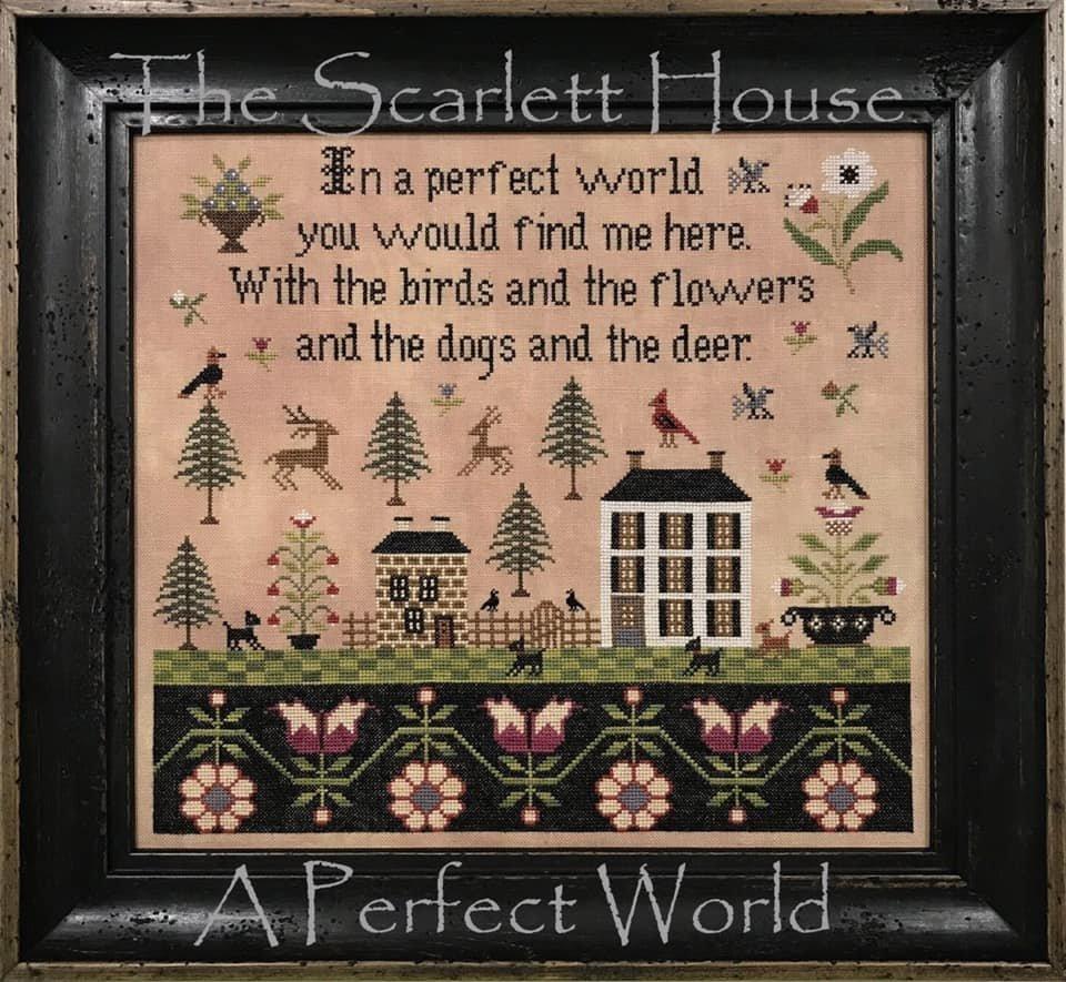 Scarlett House - Perfect World