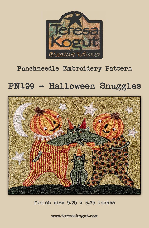 Teresa Kogut - Halloween Snuggles