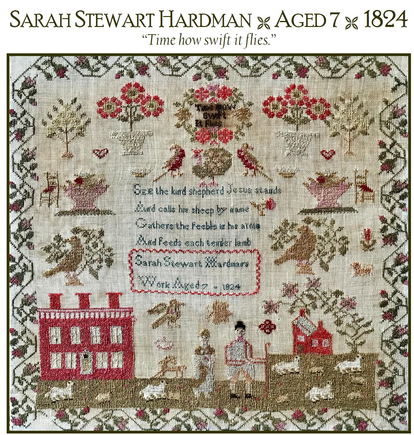 NeedleWorkPress - Sarah Stewart Hardman