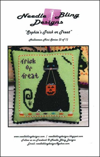 Needle Bling - Sophie's Trick or Treat