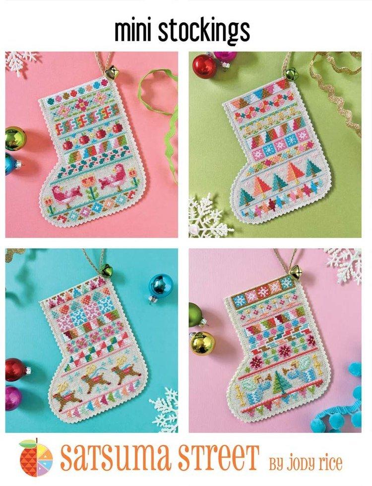 Satsuma - Mini Stockings