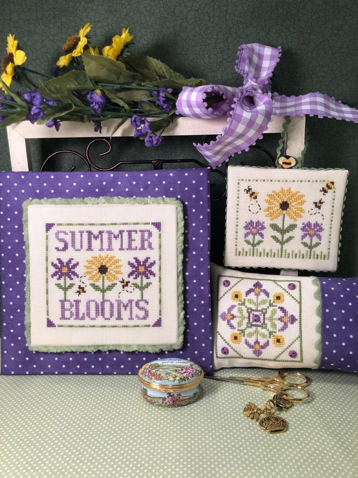 ScissorTail Designs - Summer Blooms