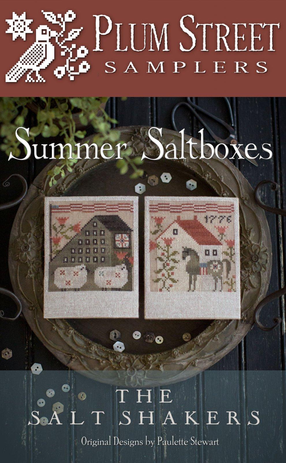 Plum Street Samplers - Summer Saltboxes