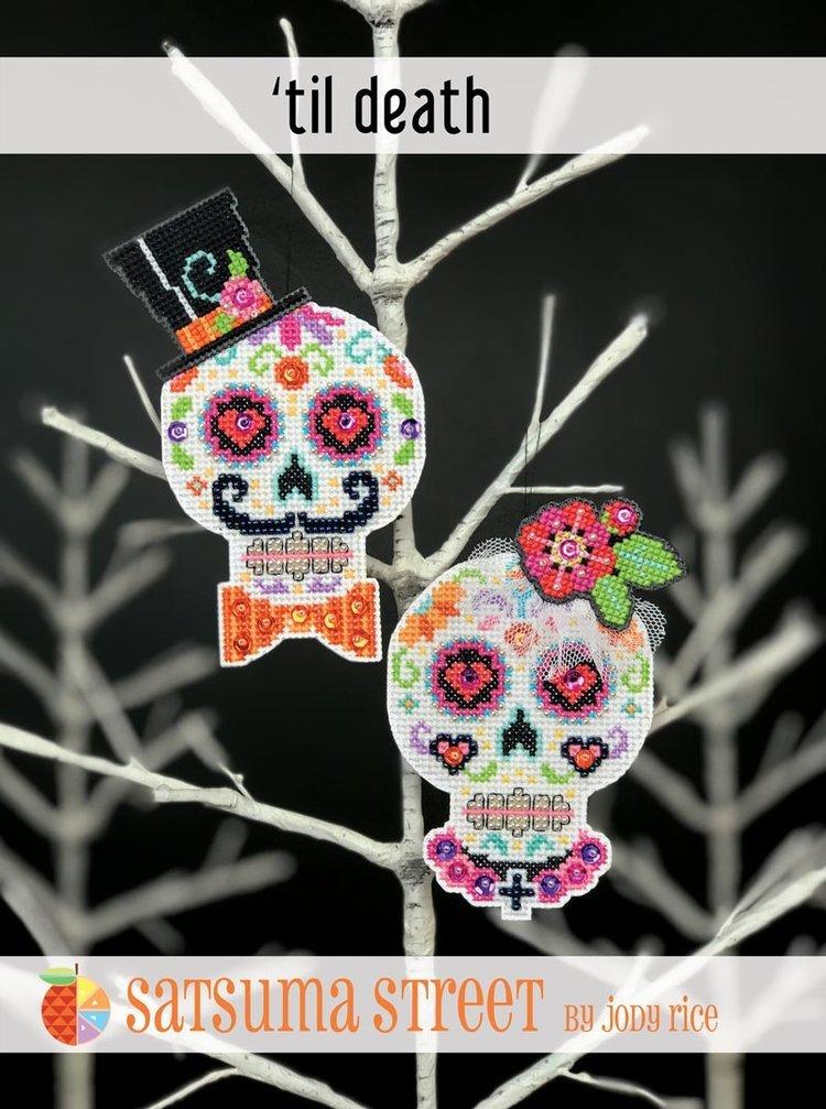 Satsuma - Til Death ornament kit