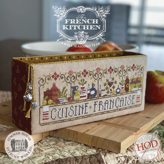 Hands On Design - Cuisine Francaise - The French Kitchen