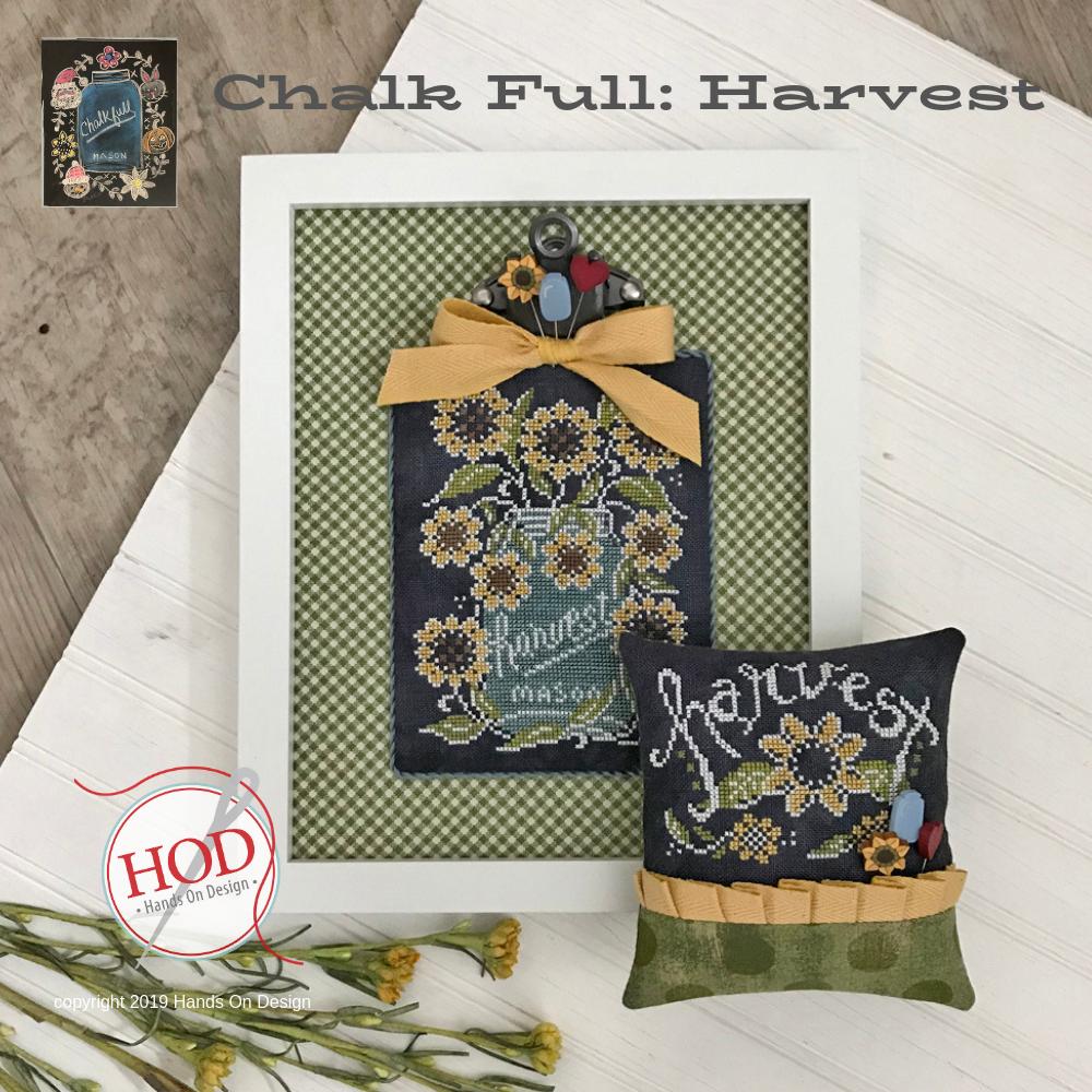 Hands On Design - Harvest Chalk Full