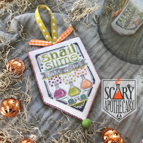 Hands On Design - Snail Slime Scary Apothecary