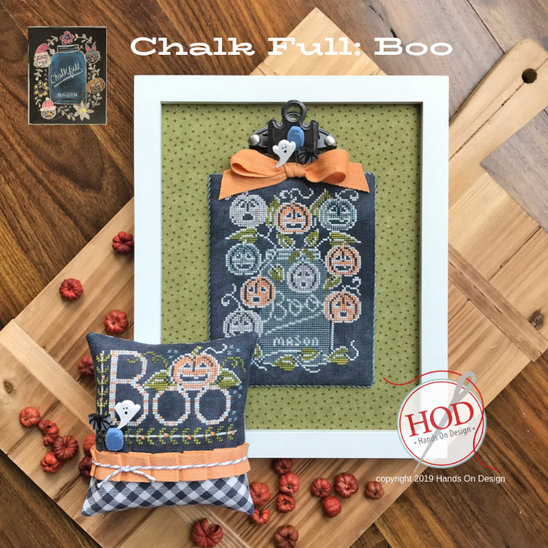 Hands On - Boo Chalk Full