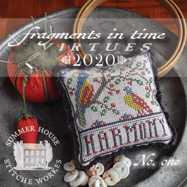 Summer House - Harmony 2020 Fragments in Time Virtues