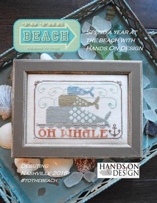 Hands On Design - Oh Whale To The Beach! #1