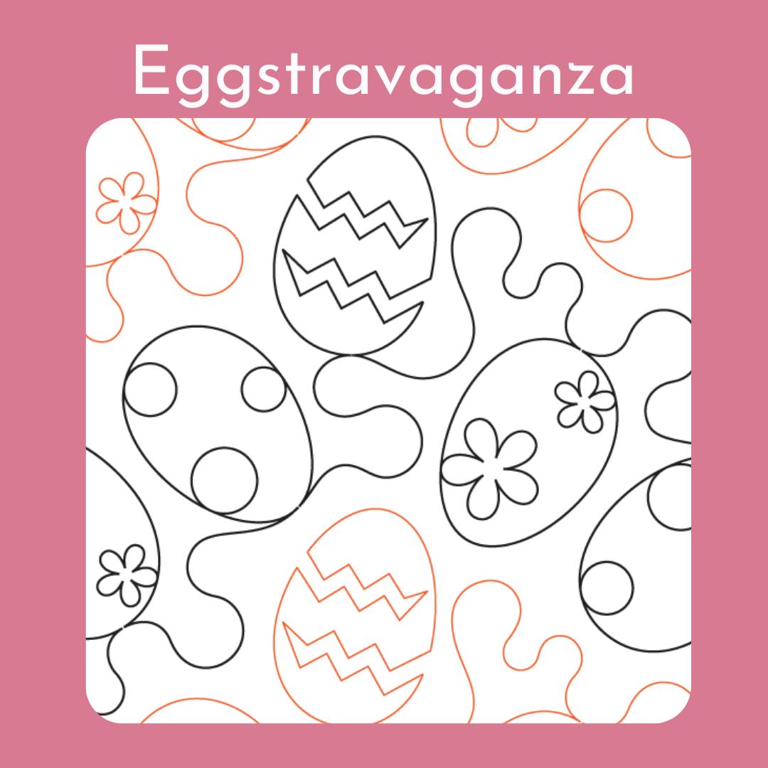 April 2021 - Egg-citing April Longarm Special