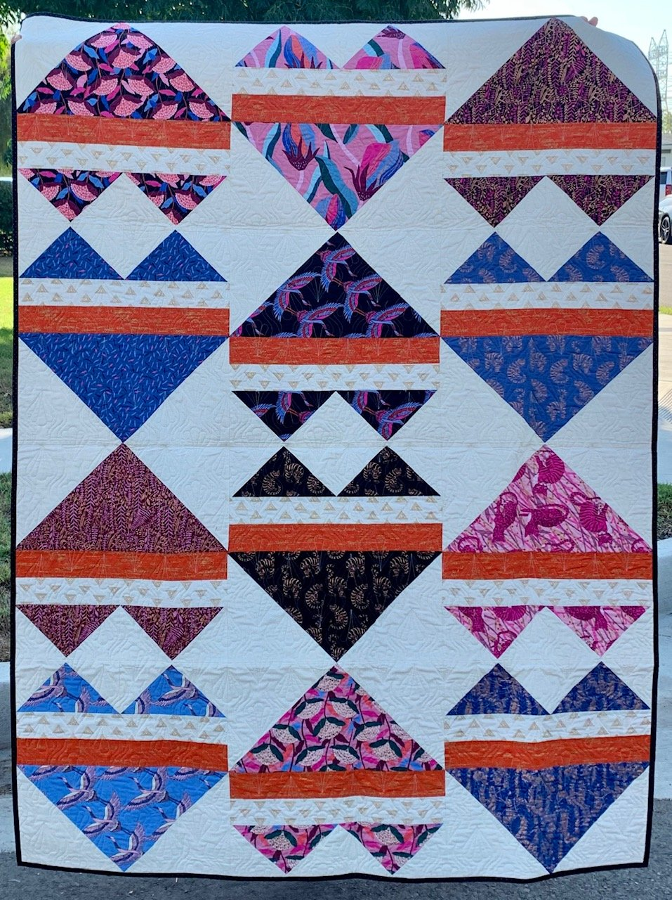 Shop Sample Airflow Quilt