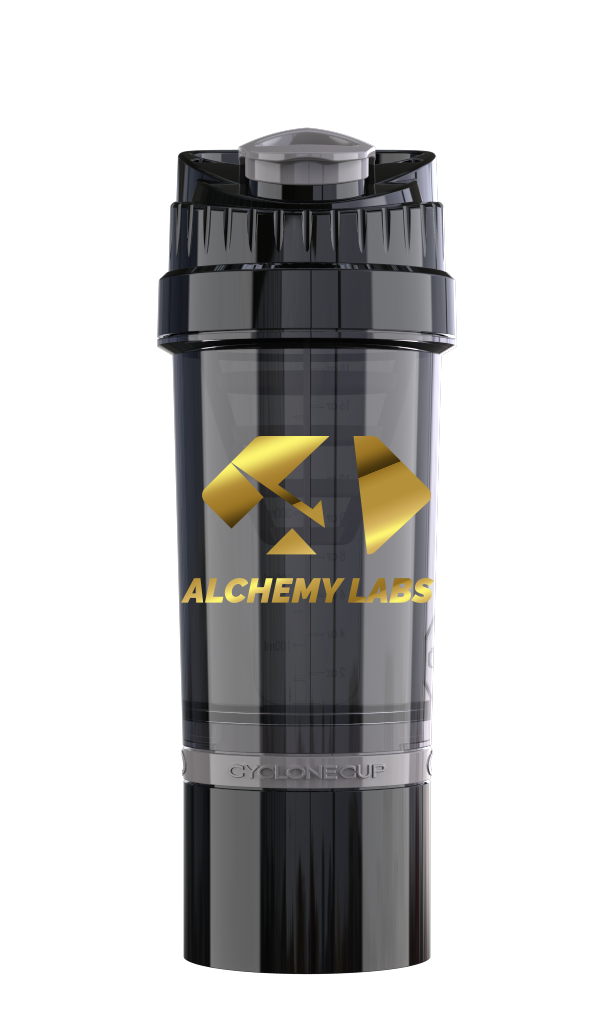 Alchemy Labs - 22oz Alchemy Labs Cyclone Cup - Black/Gold