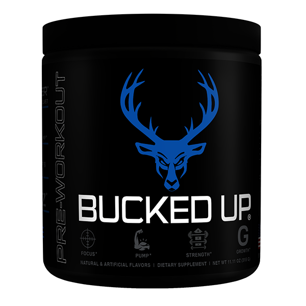DAS Labs - Bucked Up - 30 Servings