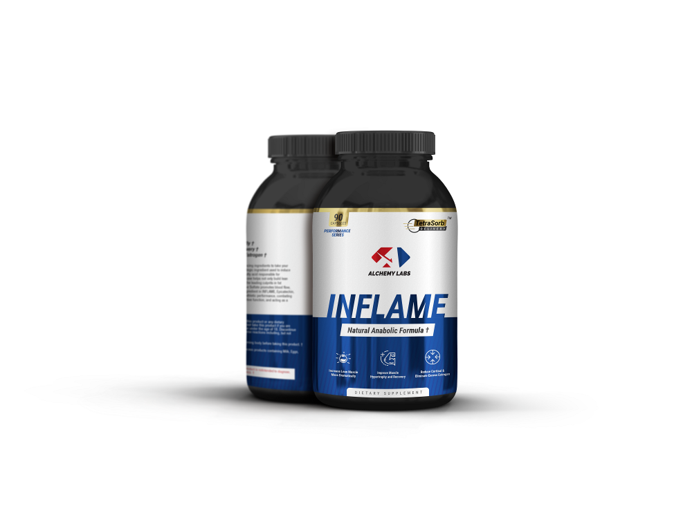Alchemy Labs - INFLAME - 30 Servings