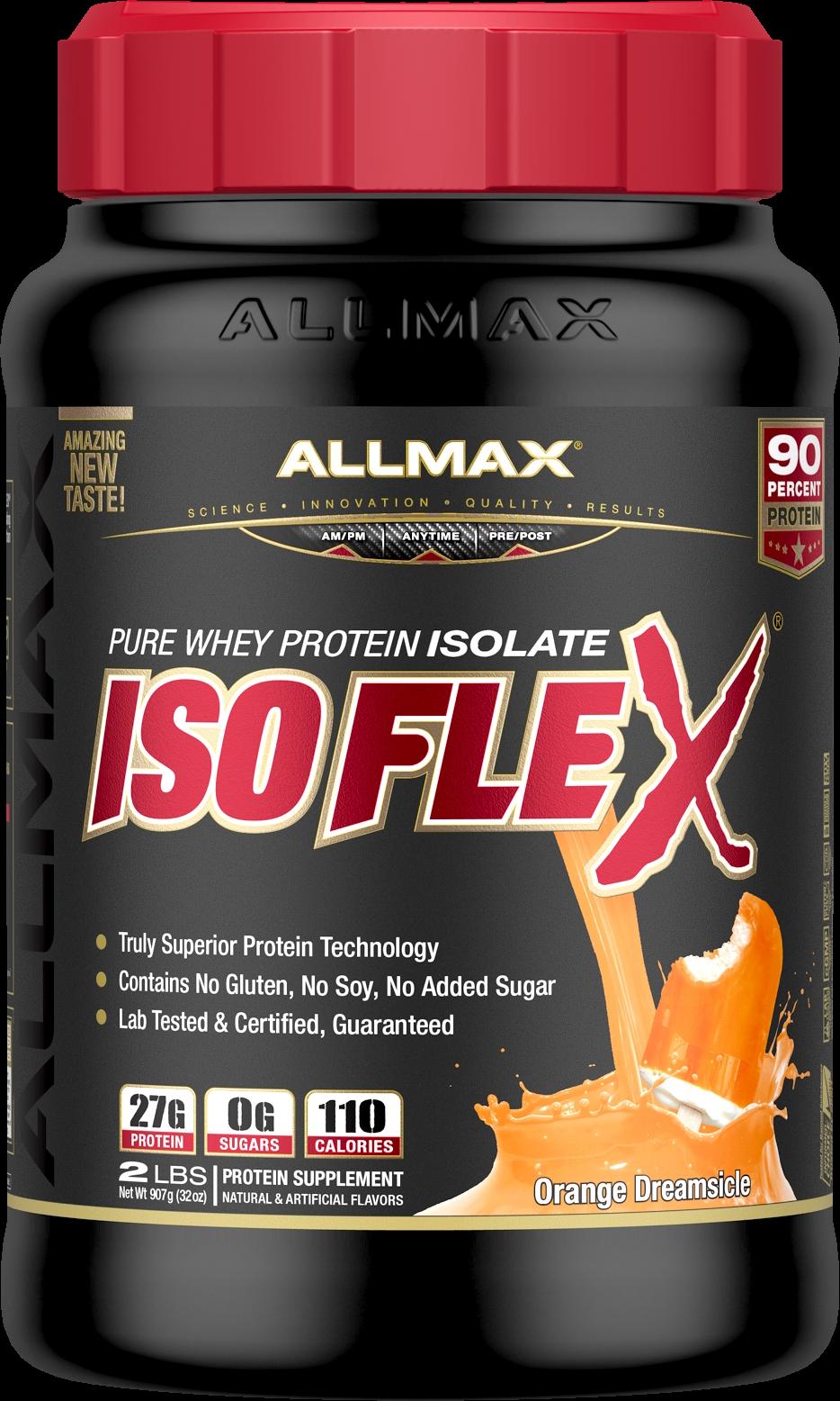 ALLMAX - IsofleX - Orange Dreamsicle - 2 lbs