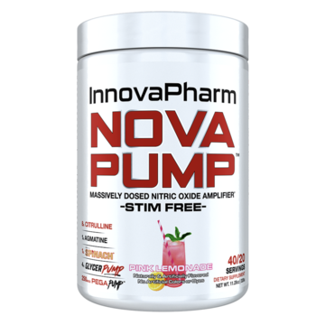 InnovaPharm - NOVA PUMP - 40/20 Servings