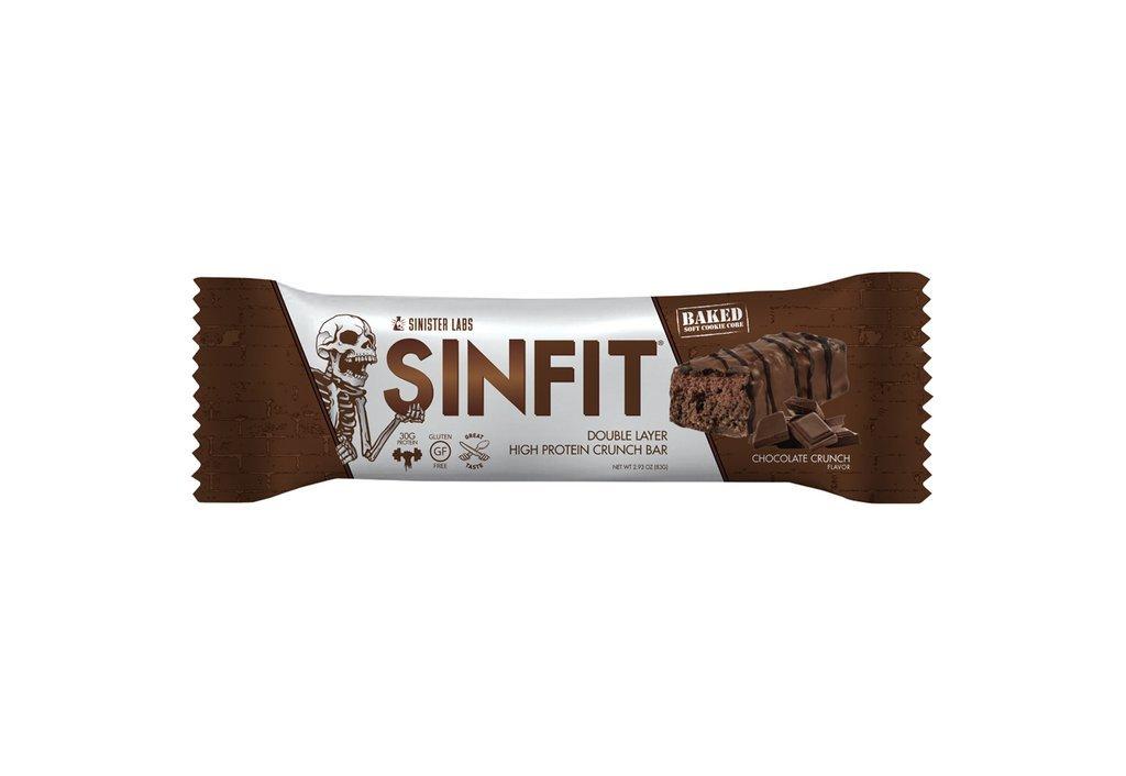 Sinister Labs - Sinfit Protein Crunch Bar - 1 Bar