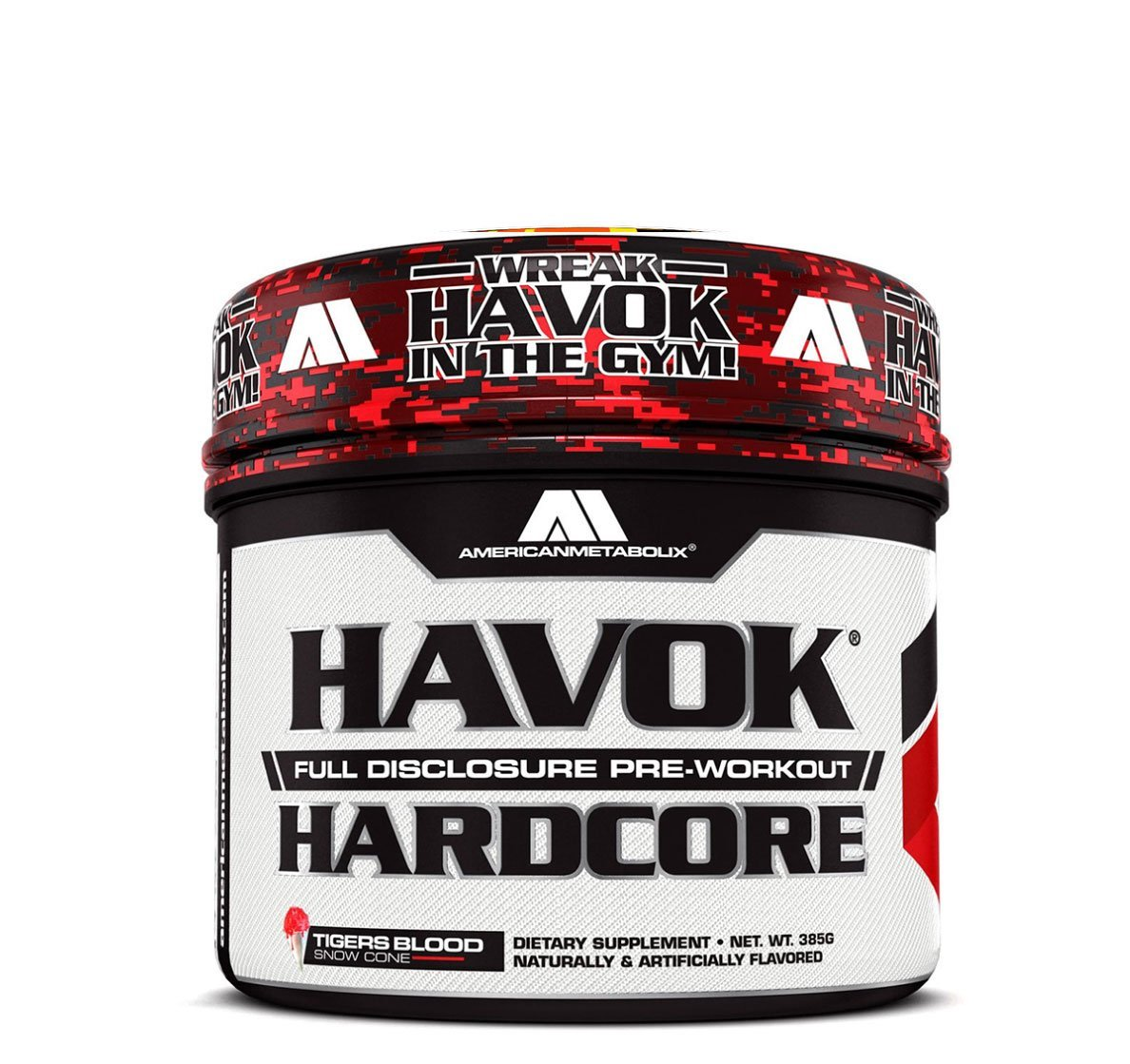 American Metabolix - Havok Hardcore - 30 Servings