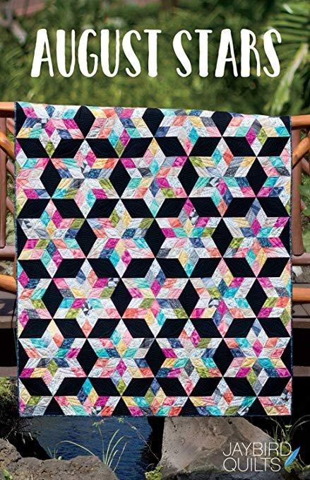 August Stars - Jaybird Quilts