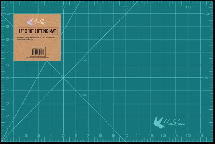 Eversewn 12 x 18 Foldable Cutting Mat